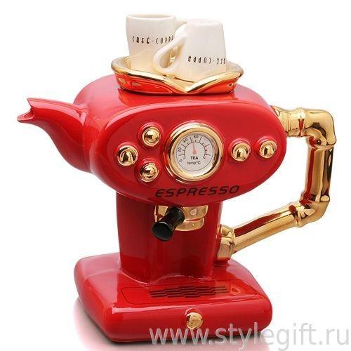 Чайник Утренний эспрессо