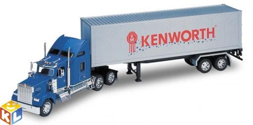 Модель грузовика Кenwrth w900