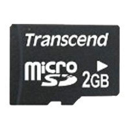 Карта памяти Micro SD 2Gb Transcend