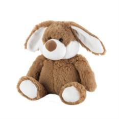 Игрушка-грелка Коричневый кролик