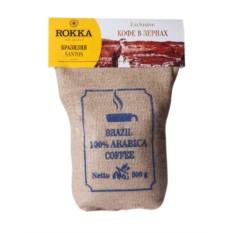 Кофе Бразилия Santos