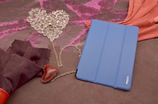 Чехол для iPad Air 2 «Остров Миконос» (синий)