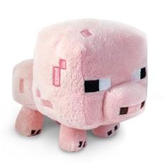 Плюшевая игрушка Minecraft Baby Pig