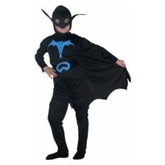 Детский карнавальный костюм Бэтмен с маской