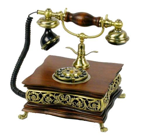 Телефон-ретро Tracery