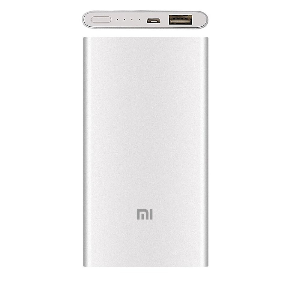 Внешний аккумулятор Xiaomi Mi Power Bank Super Slim