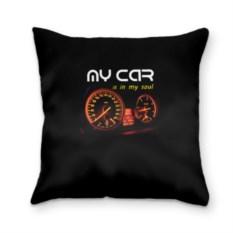 Подушка 3D My car