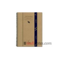 Альбом для рисования формата А5 LANA Livre De Dessin