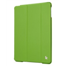 Чехол Jisoncase Smart Cover Green для iPad Air 2 / iPad Air