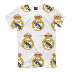 Футболка Print Bar Real Madrid