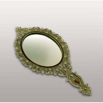 Зеркало ручное