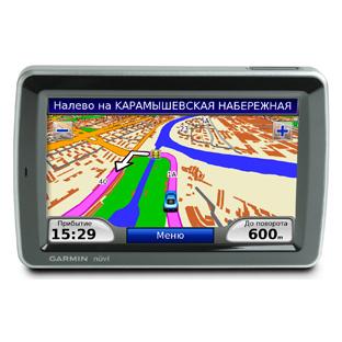 Портативный навигатор Garmin