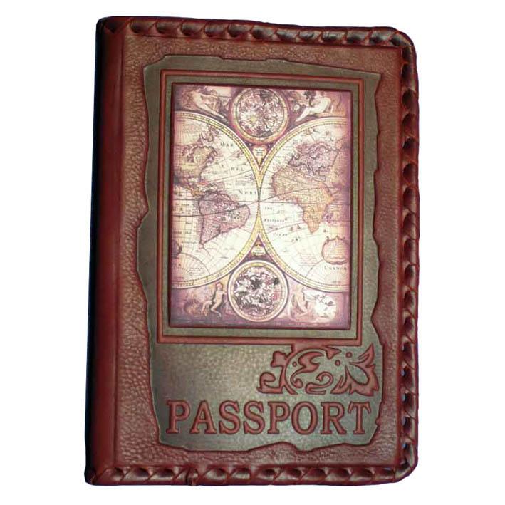 Обложка для паспорта №3