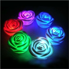 LED мини-светильник Роза