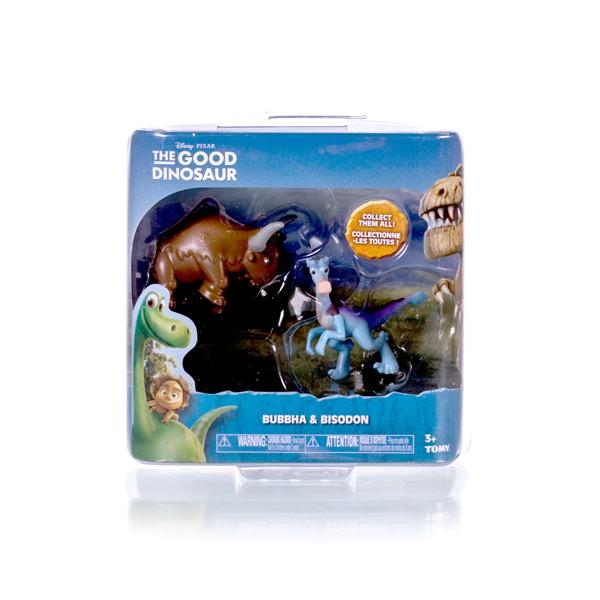 Фигурки Good Dinosaur Хороший Динозавр. Кеттл и Раптор