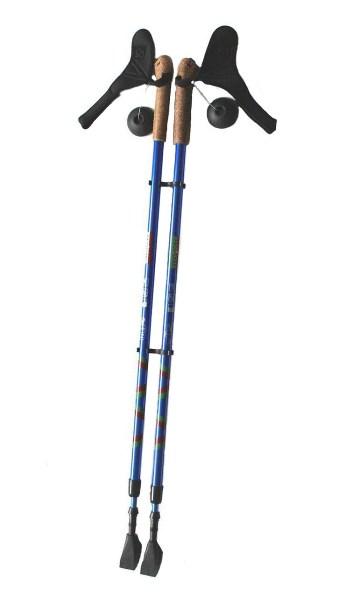 Телескопические палки для скандинавской (финской) ходьбы