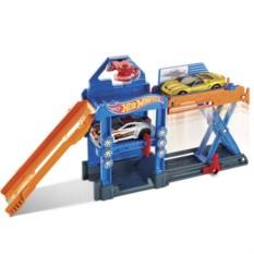 Игровой набор Mattel Hot Wheels Механический лифт