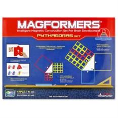 Магнитный конструктор Magformers «Пифагор»