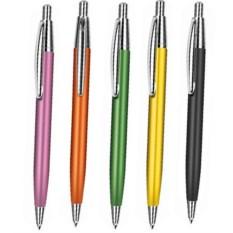 Шариковая ручка Цветная