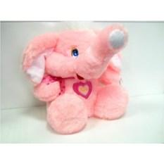 Мягкая игрушка Розовый слон