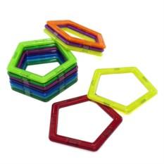 Магнитный конструктор Magformers «Пятиугольники», 12 деталей