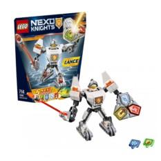 Конструктор Lego Nexo Knights Боевые доспехи Ланса