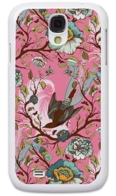 Чехол-накладка для Samsung S4 i9500, ветки