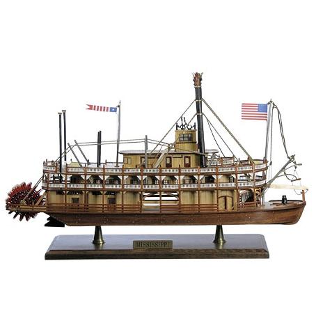Корабль «Миссисипи»