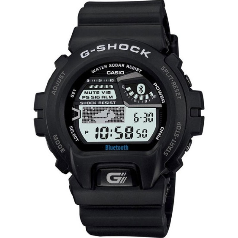 Часы Casio G-Shock GB-6900AA-1B Specials Collection