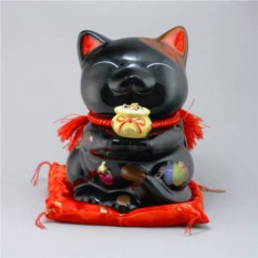 Кот-копилка Богатство и Успех, Защита от злых сил!