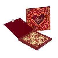 Набор шоколадных конфет Романтические признания для мужчин