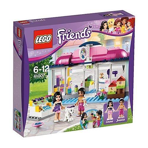 Конструктор LEGO Friends Спа-салон для питомцев