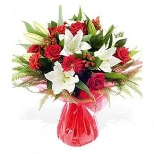 Букет цветов Волшебство