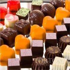 Мастер класс для двоих по приготовлению шоколадных конфет