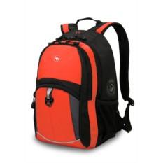 Рюкзак Wenger (цвет — оранжевый/черный/серый)