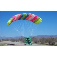 Полет на паралёте или дельталёте для двоих (по 15 минут)