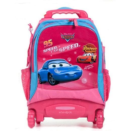 Рюкзак Cars pink