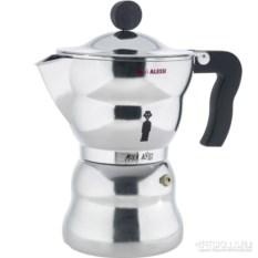 Гейзерная кофеварка для эспрессо Moka Alessi 300 мл