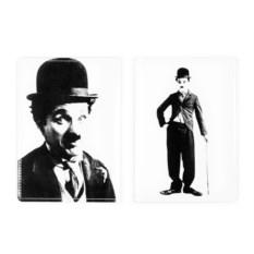 Обложка для паспорта Чаплин