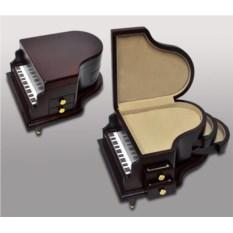 Шкатулка для ювелирных изделий в виде пианино