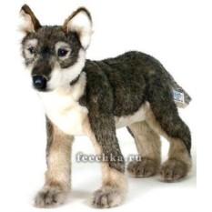 Мягкая игрушка Щенок волка Hansa