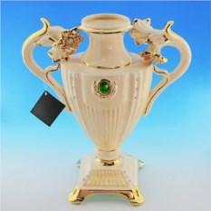 Керамическая ваза для цветов Бельведер