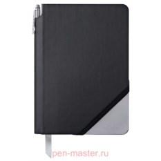 Записная книжка Cross Jot Zone (цвет: черный, серый)