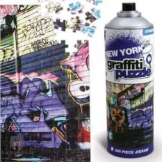 Пазл-граффити Нью Йорк