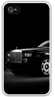 Чехол-накладка для iphone 4/4S, черное авто
