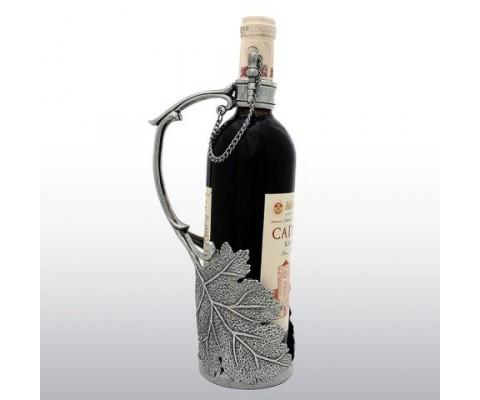 Подставка для бутылки «Лист»