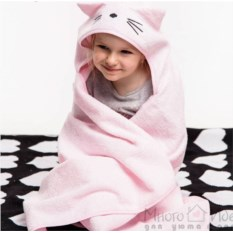 Полотенце с капюшоном Крошка Котенок
