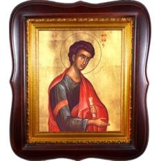 Фома Дидим Святой апостол. Икона на холсте.