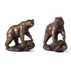 Декоративная фигурка Медведь