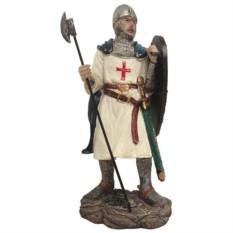 Декоративная статуэтка Рыцарь с секирой